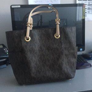 MK Tote Bag